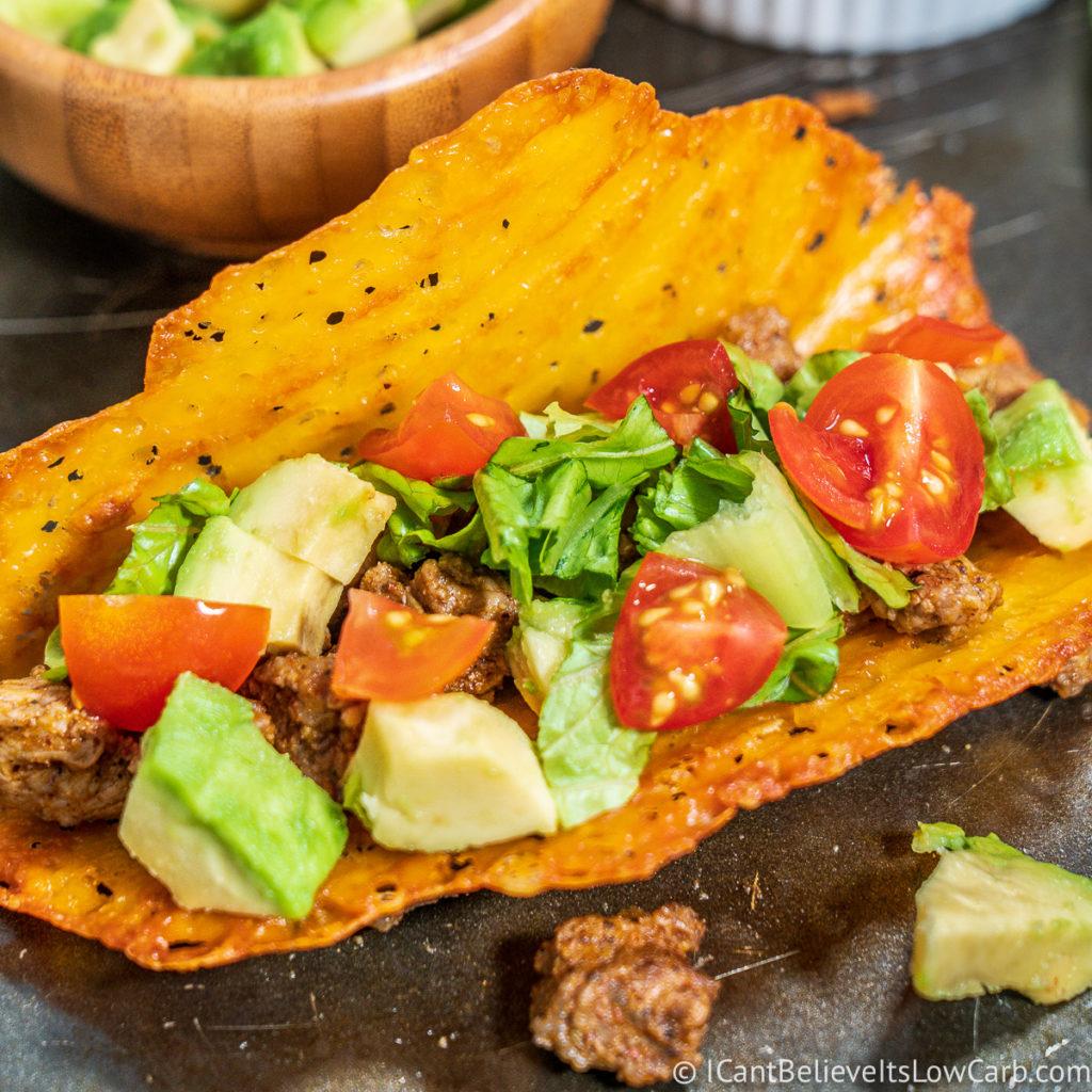 Keto Tacos Recipe