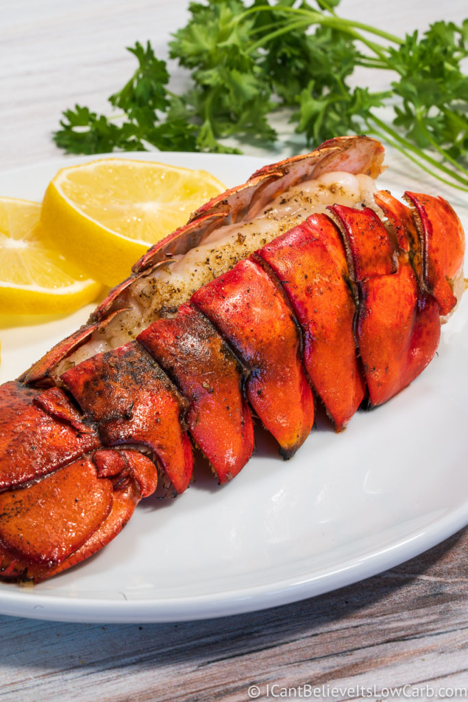 How to cook Lobster Tails on the grill