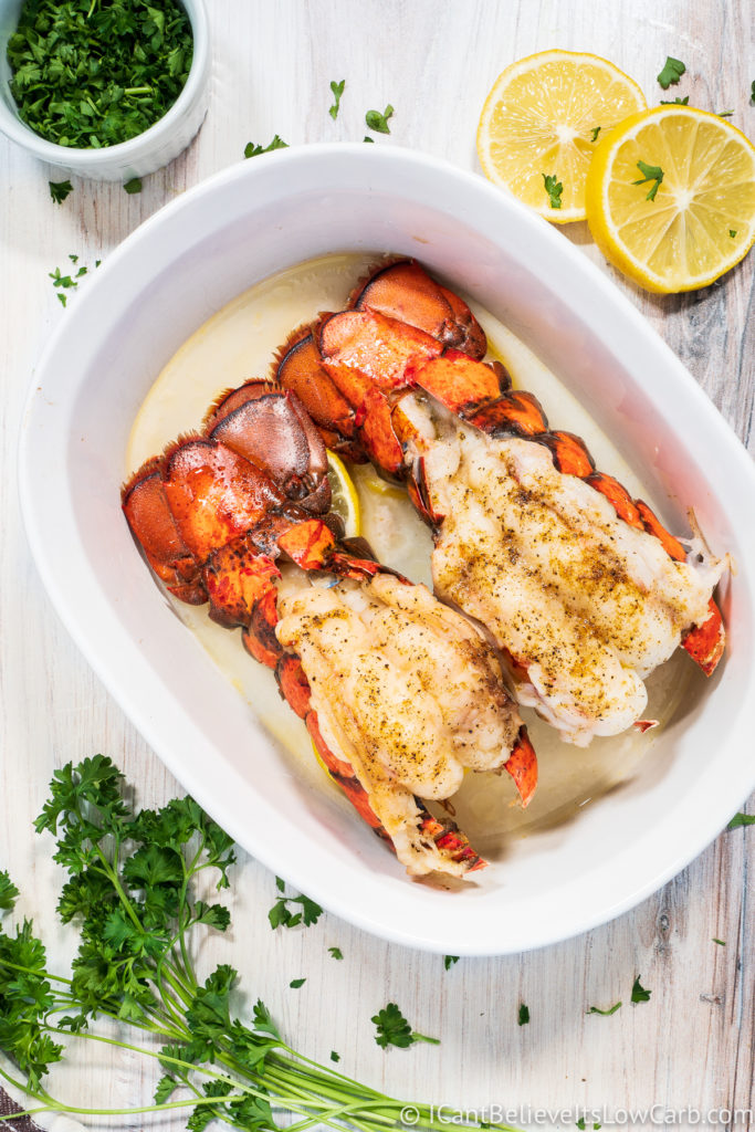 How to Cook Lobster Tail in the oven