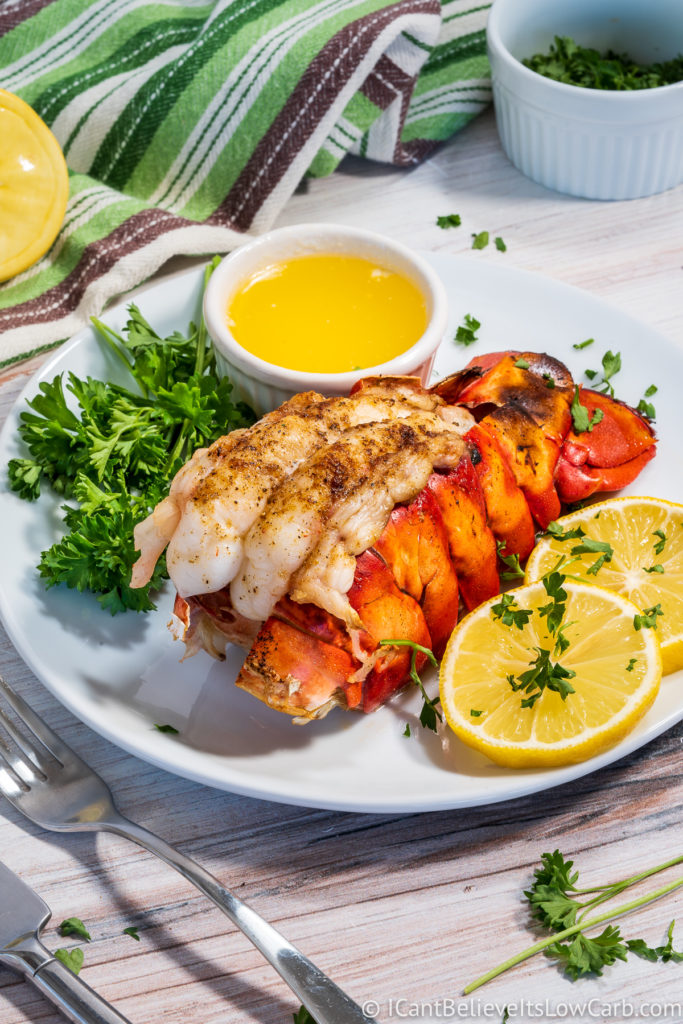 How to Cook Lobster Tails easily