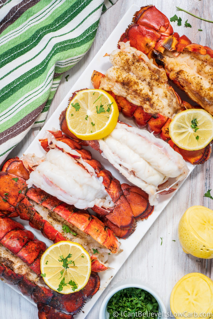 7 Ways to Cook Lobster Tails