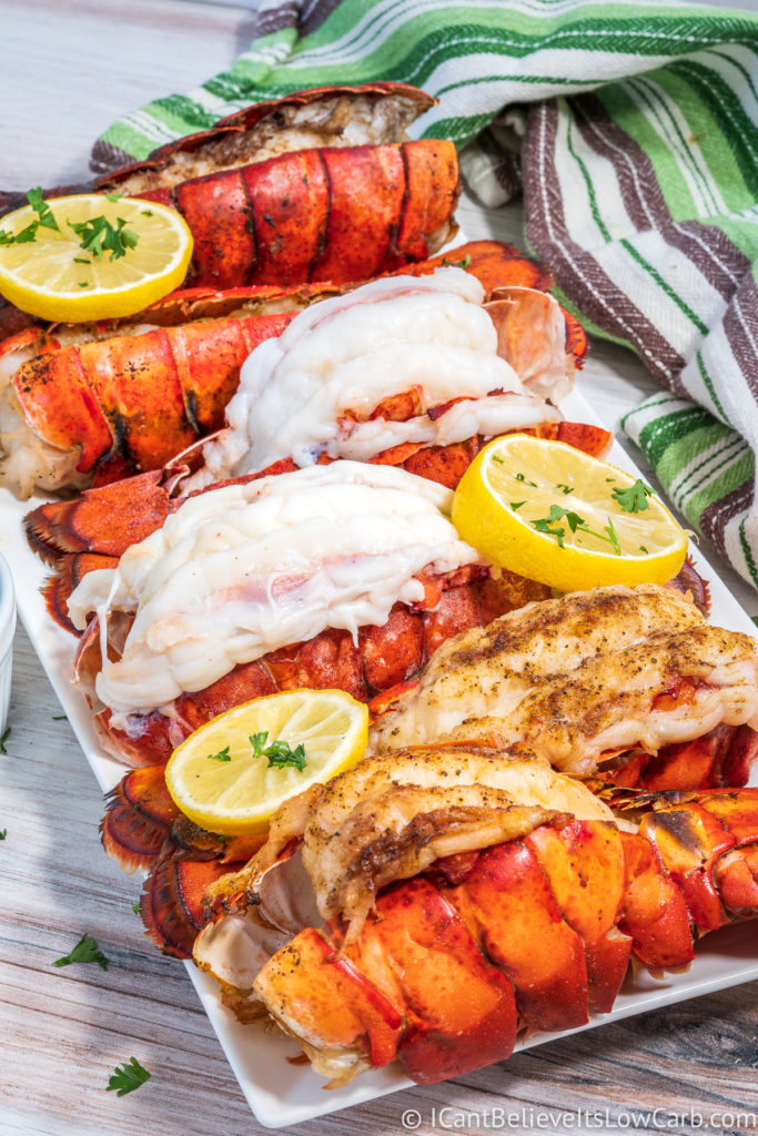 Easy Lobster Tails Recipe