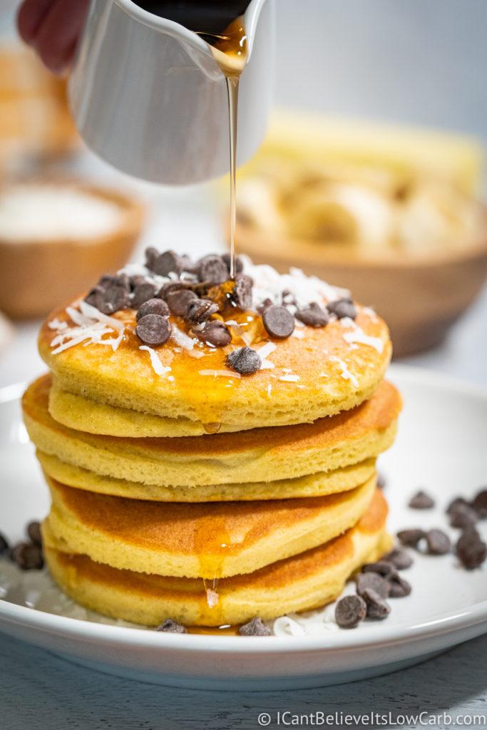 Best Coconut Flour Pancakes Recipe