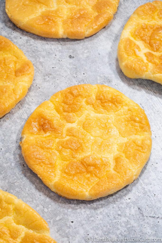 Recipe for Keto Cloud Bread