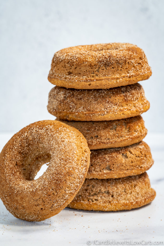 Low Carb Keto Donuts