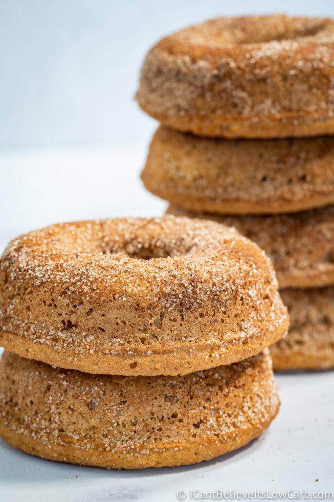 Sugar-Free Keto Donut Recipe