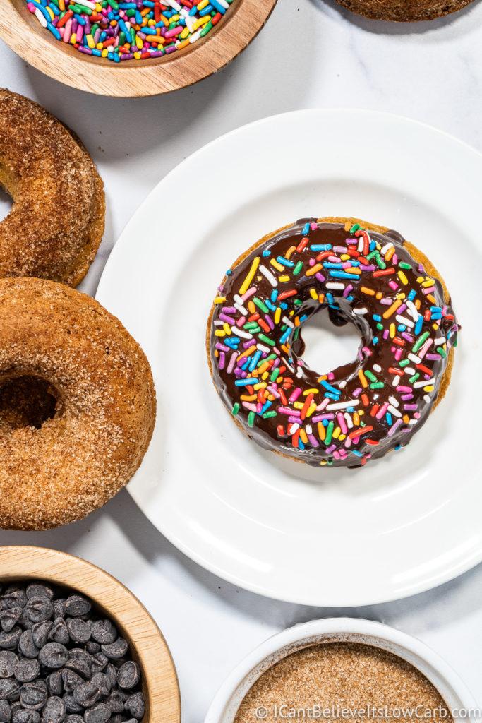Easy Keto Donuts