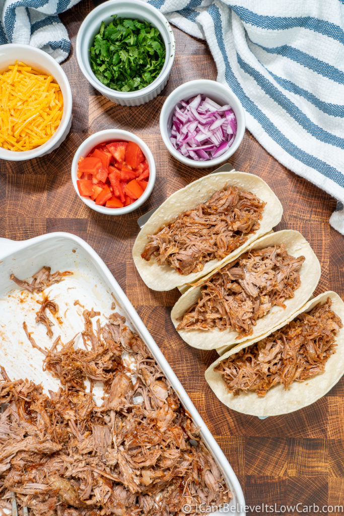 BBQ Pulled Pork in the Instant Pot