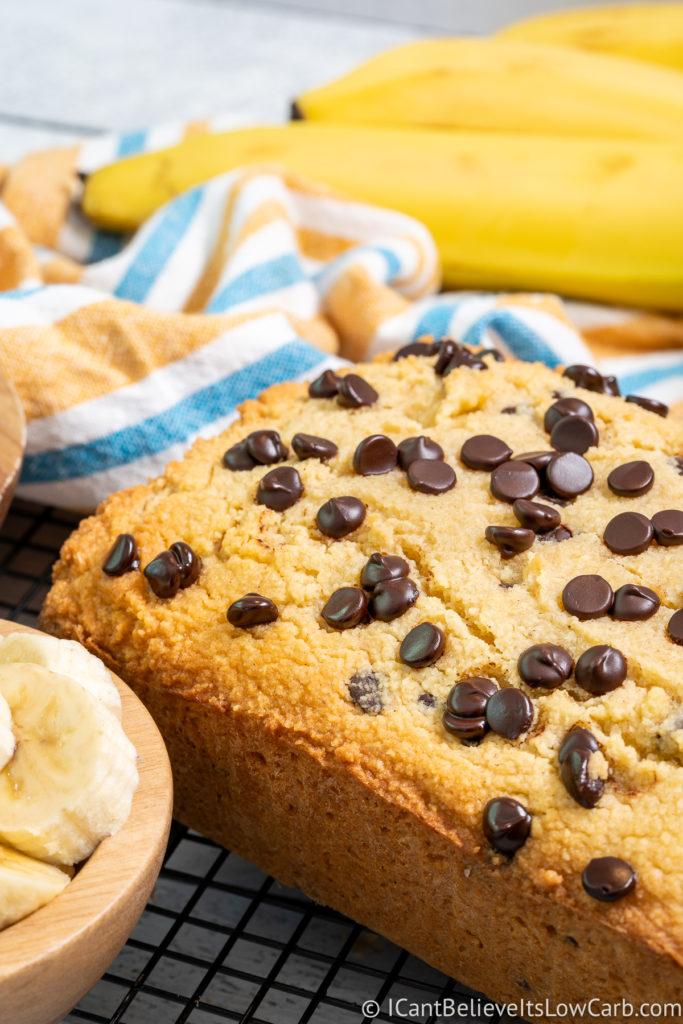Keto-Friendly Banana Bread