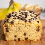 Almond Flour Keto Banana Bread