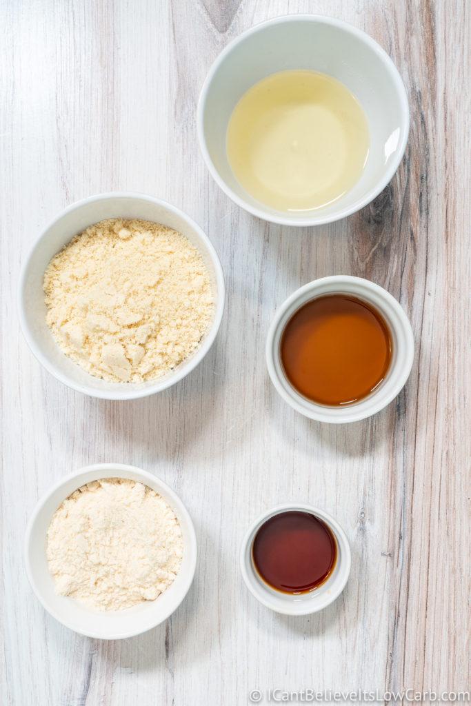 Keto Cereal Ingredients