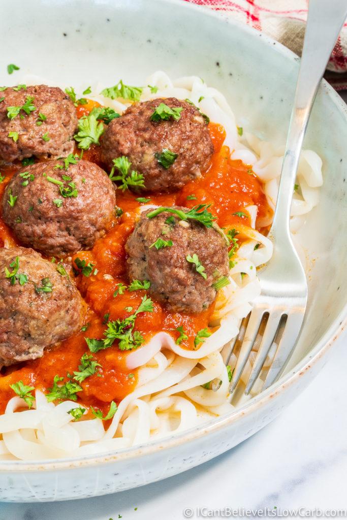 Best Meatballs without Breadcrumbs