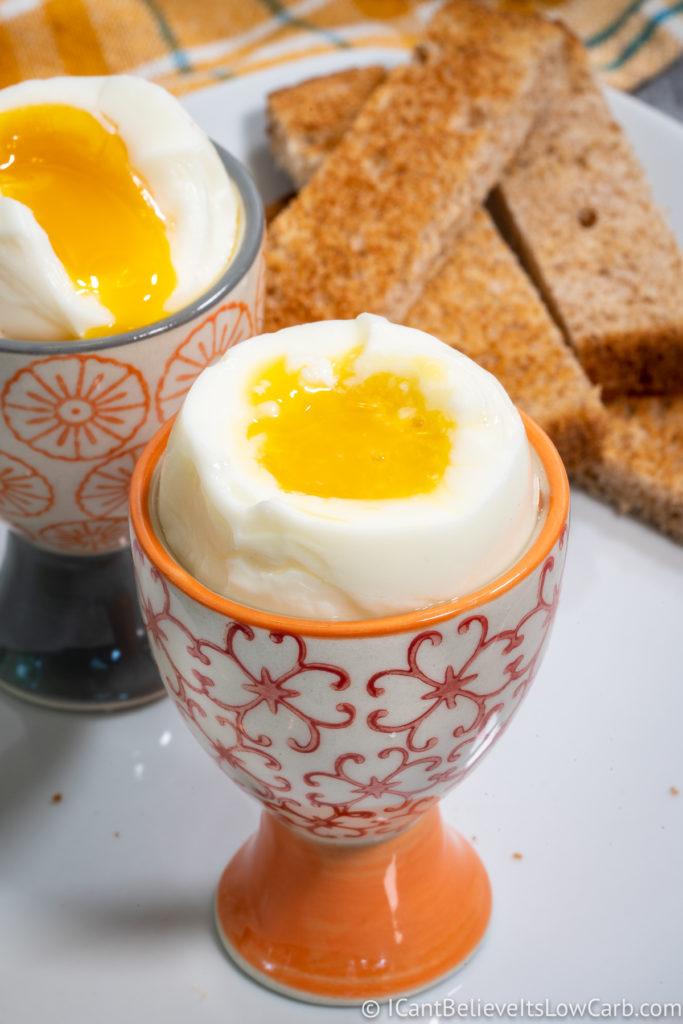 Best Soft Boiled Eggs