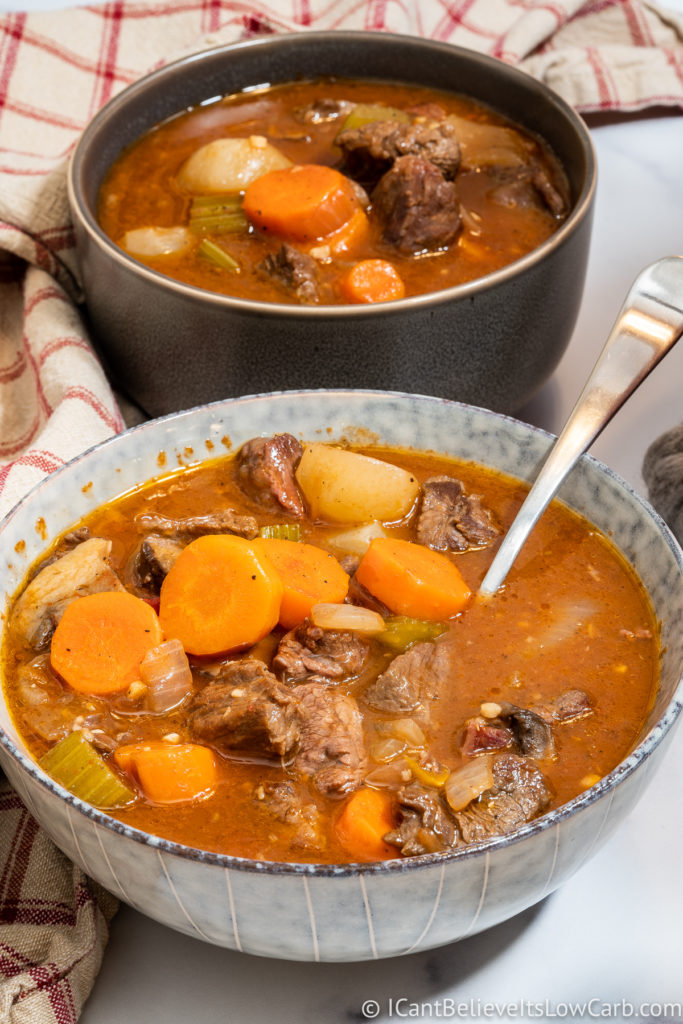 Low Carb Keto Beef Stew