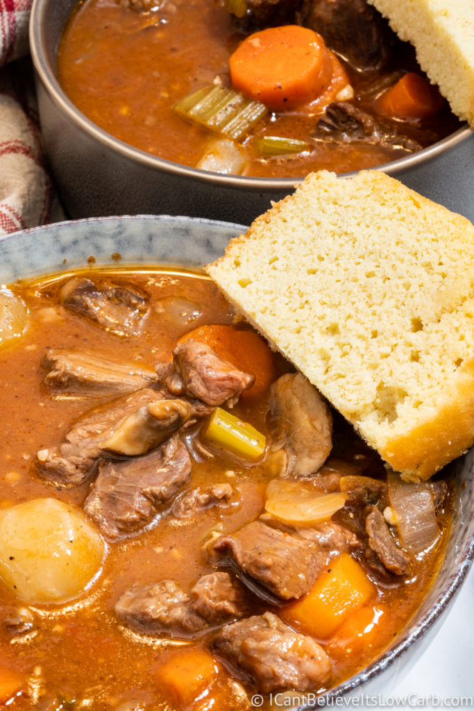 Keto Friendly Beef Stew