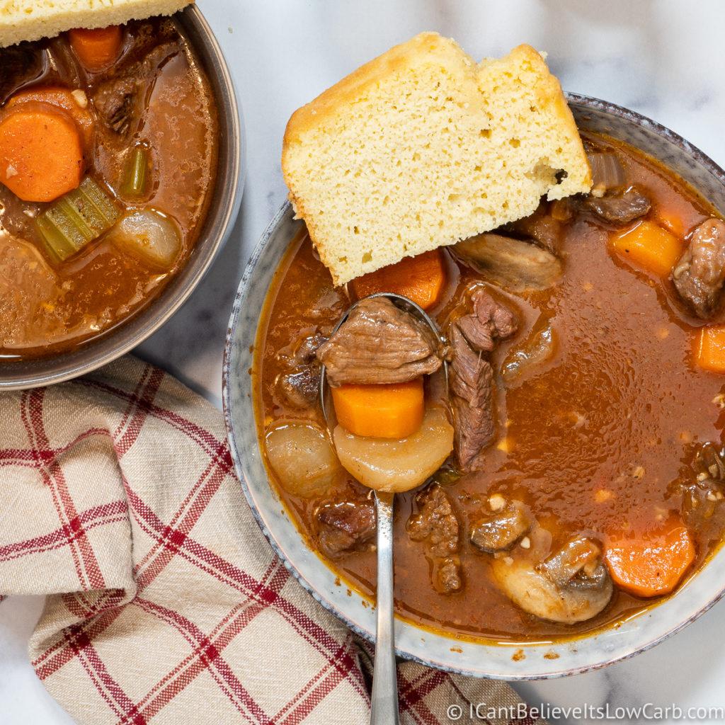 Best Keto Beef Stew Recipe