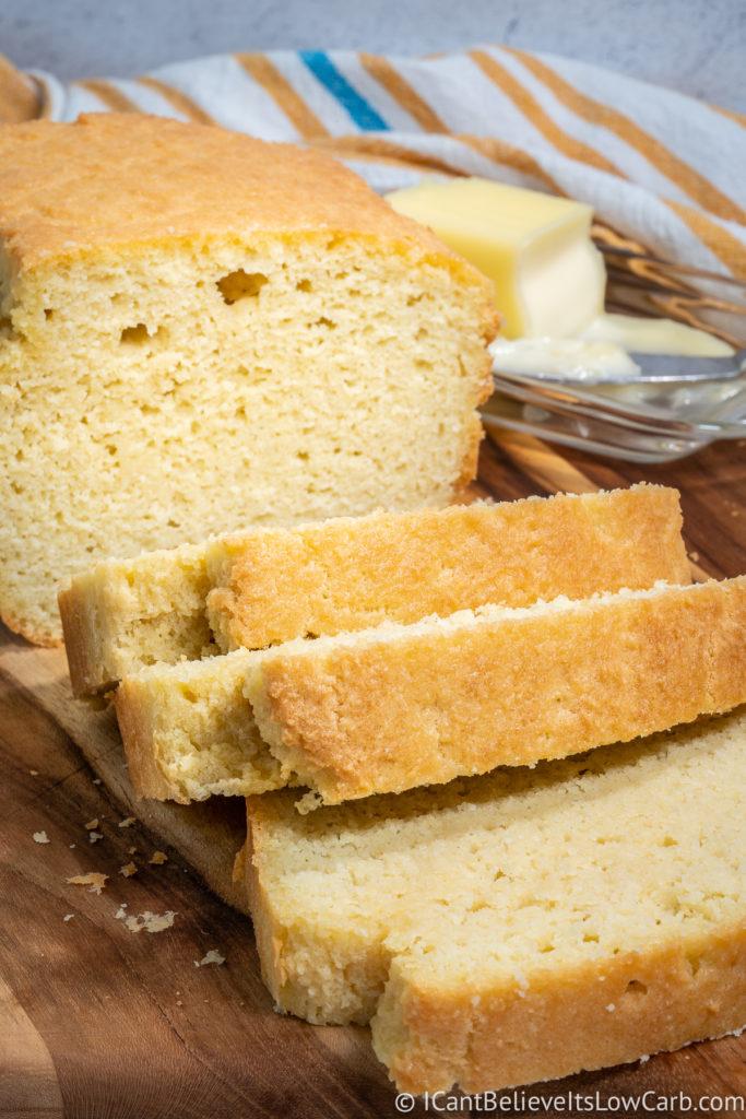 Keto Bread Slices