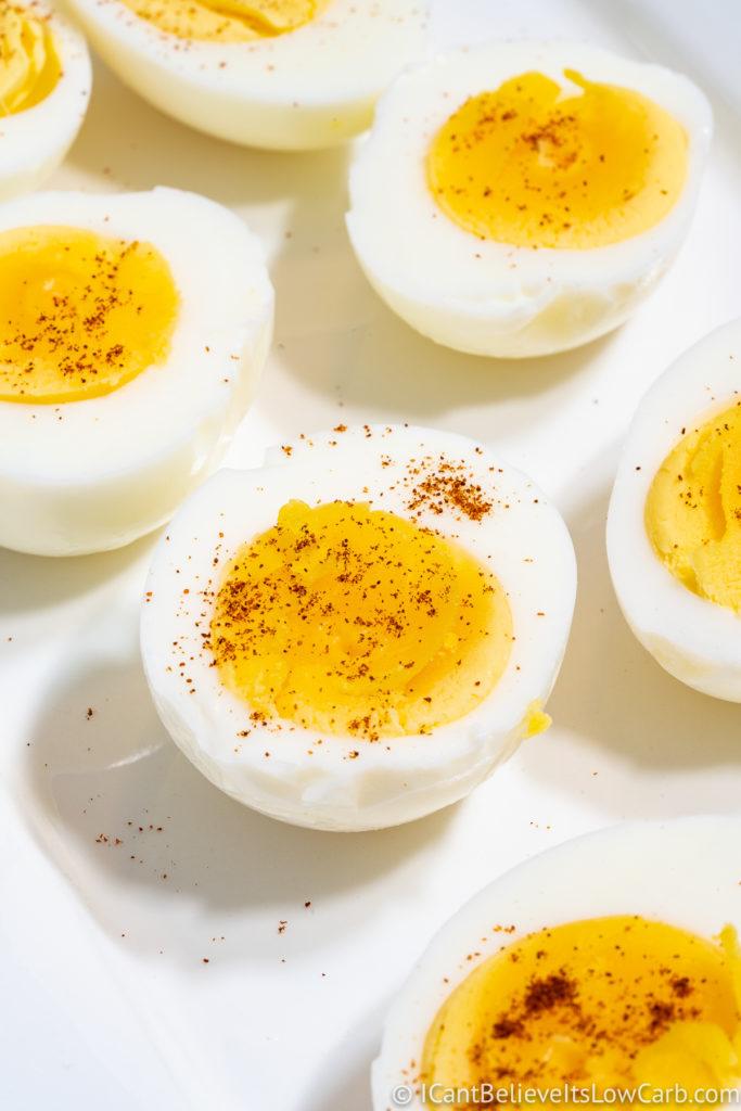 Best Instant Pot Hard Boiled Eggs