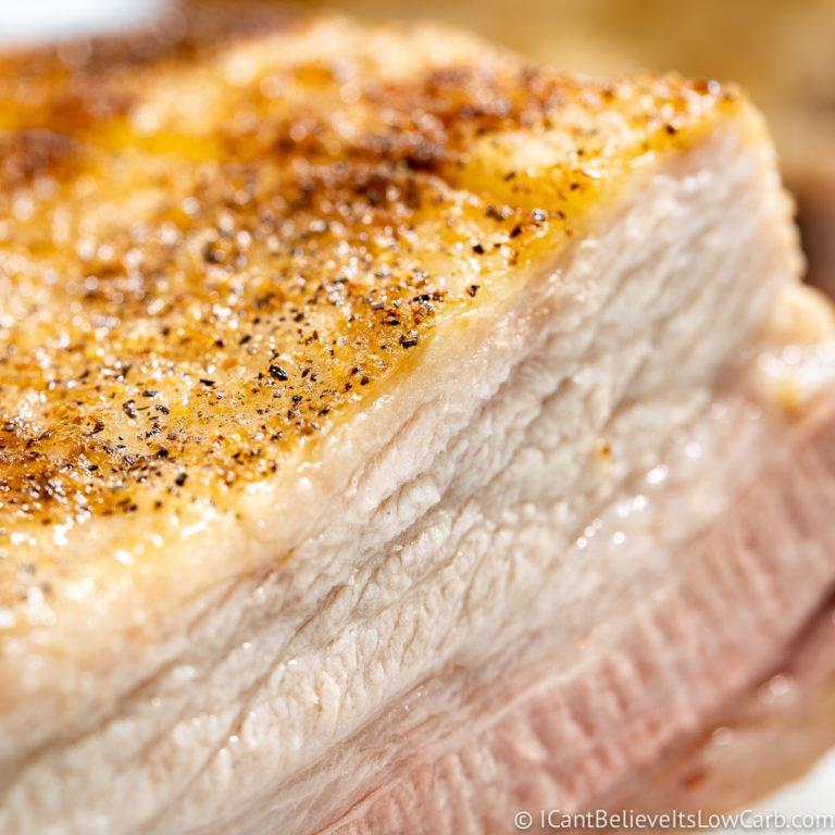 Best Roasted Pork Belly