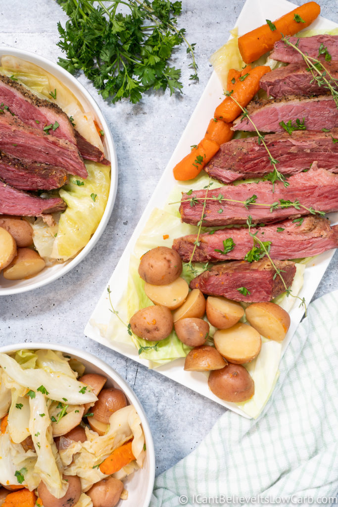 Best Recipe for Corned Beef and Cabbage