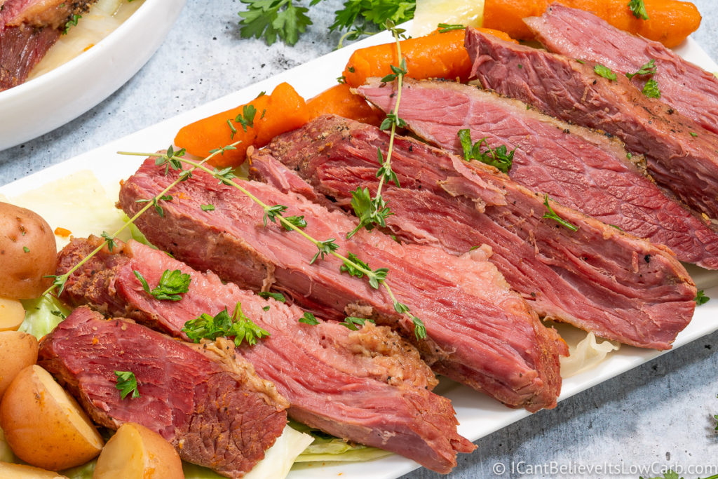 Easy Recipe for Corned Beef and Cabbage